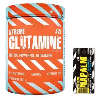 Fitness Authority Xtreme Glutamine