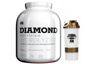 Fitness Authority DIAMOND HYDROLYSED WHEY PROTEIN