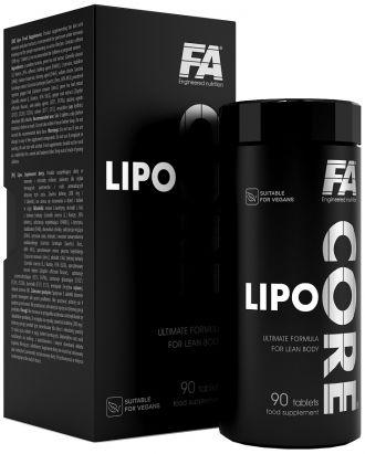 Fitness Authority LIPO CORE