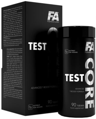 Fitness Authority TEST CORE