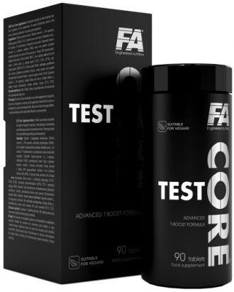 Fitness Authority TEST CORE