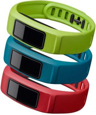 Garmin watchband für  vivofit2 red, blue, green 152 - 210mm