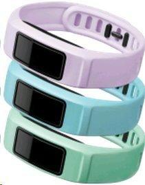 Garmin watchband für  vivofit2 mint, cloud, lilac 120 - 175mm