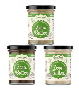 GreenFood Nutrition ZERO BUTTER 250g