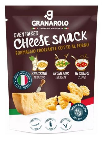 Granarolo Oven Baked CHEESE SNACK Formagio