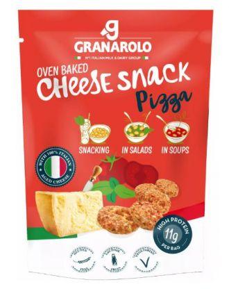 Granarolo Oven Baked CHEESE SNACK Pizza