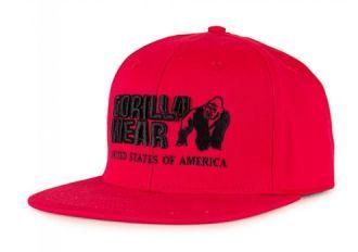 Gorilla Wear Dothan cap red