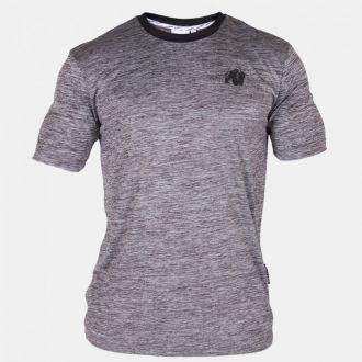 GORILLA WEAR Roy T-shirt Black