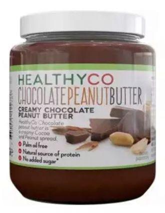 HealthyCo Schokoladen-Erdnussbutter