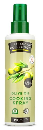 International Collection Cooking Spray oil