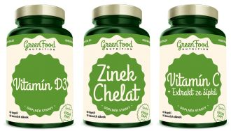 GreenFood Nutrition STRONG IMMUNITY