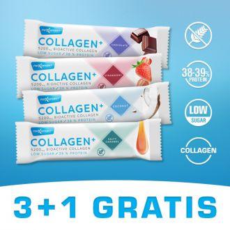Max Sport Collagen Bar 3+1 GRATIS