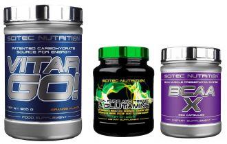 Scitec Energielevel zu erhöhen, Schutz der Muskelmasse