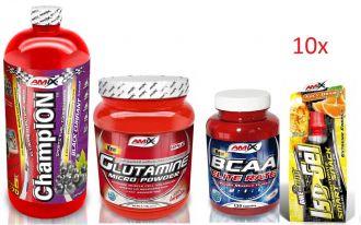 AMIX Energielevel zu erhöhen, Schutz der Muskelmasse