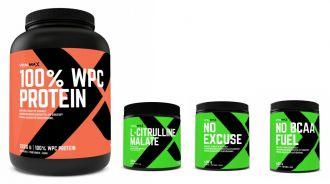 Vitalmax für Muskelnaufbauen - Anfänger