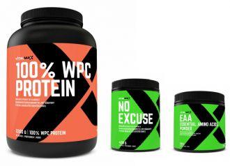 Vitalmax für Muskelnaufbauen und Regeneration