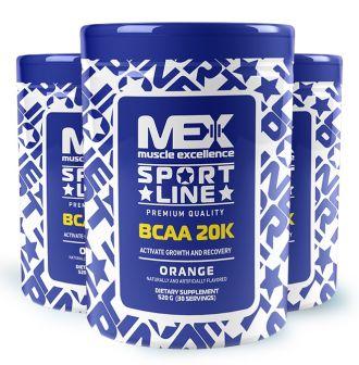 MEX BCAA 20k