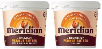 Meridian 100% Peanut Butter