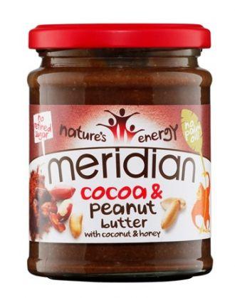 Meridian Peanut & Cocoa Butter