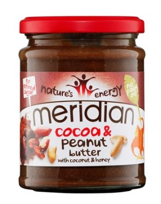 Meridian Peanut & Cocoa Butter