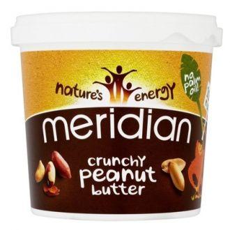 Meridian Organic Peanut Butter without salt