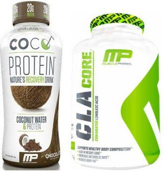 MusclePharm CLA Core