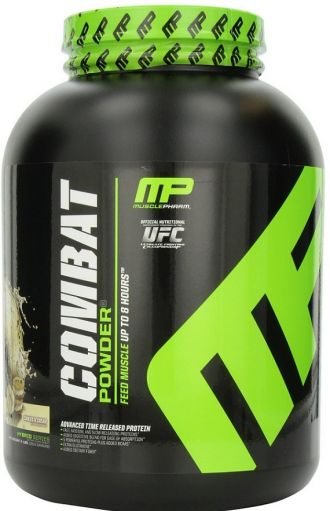 Sicht - MusclePharm COMBAT POWDER