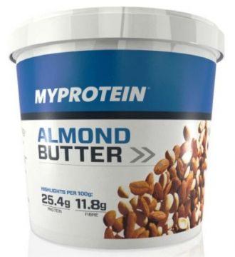 MyProtein Almond butter