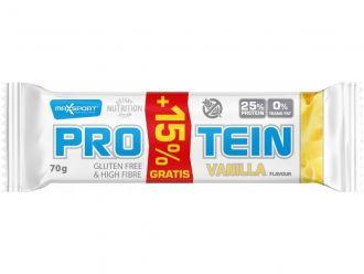 Max Sport PROTEIN BAR  60g + 15% GRATIS