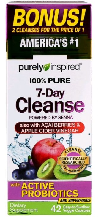 MuscleTech 100% Pure 7-Day Cleanse