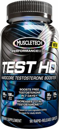 MuscleTech TEST HD