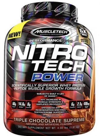 Muscletech NITRO-TECH Power