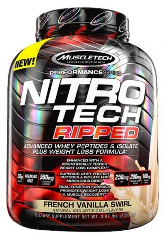 Muscletech NITRO-TECH Ripped
