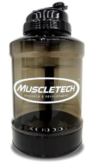 MuscleTech Power Jug 2,2l black
