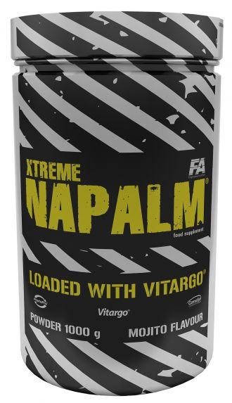 Fitness Authority Xtreme Napalm Vitargo
