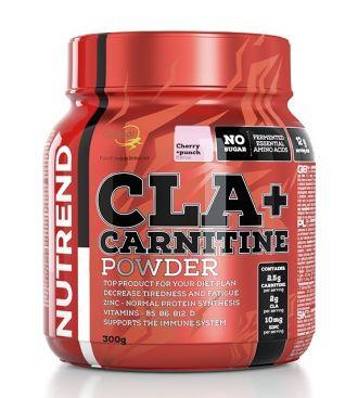 Nutrend CLA + CARNITINE POWDER