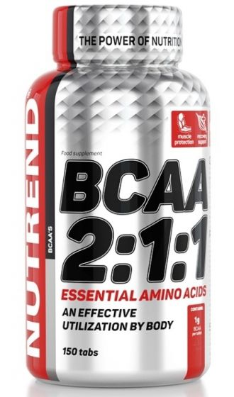 Nutrend BCAA 2:1:1 tabs