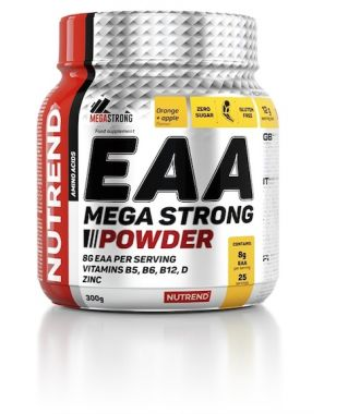 NUTREND EAA MEGA STRONG POWDER 300g