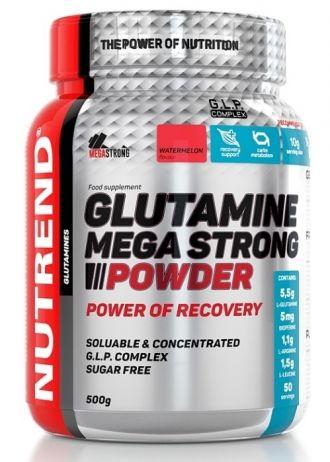 Nutrend GLUTAMINE MEGA STRONG POWDER