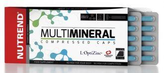 Nutrend Multimineral COMPRESSED