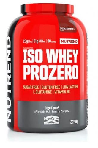 Nutrend ISO WHEY PROZERO