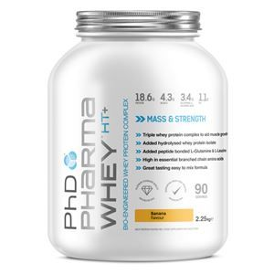 PhD Nutrition PHARMA WHEY HT