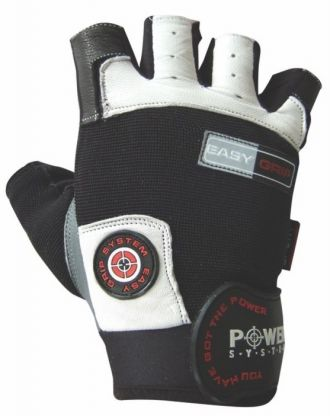 POWER SYSTEM GLOVES EASY GRIP