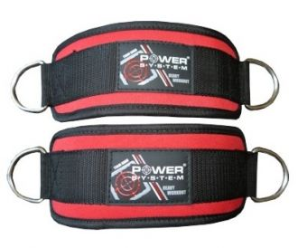 POWER SYSTEM Ankle straps
