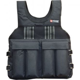 POWER SYSTEM Weighted vest 10kg