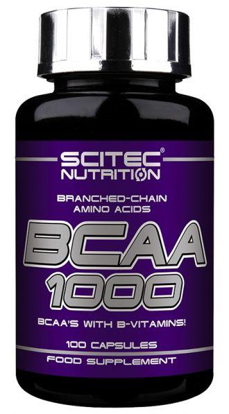 Scitec BCAA X