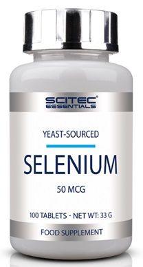 Scitec SELENIUM 100 caps