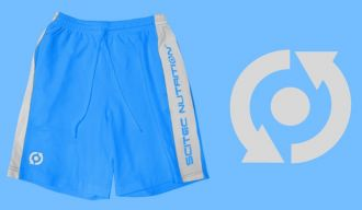 Scitec SHORTS MEN BLUE