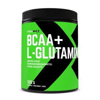 Vitalmax BCAA + L-GLUTAMINE