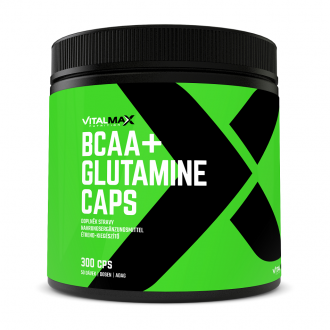 Vitalmax BCAA + GLUTAMINE CAPS